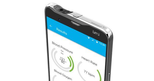 LMP app and sensor
