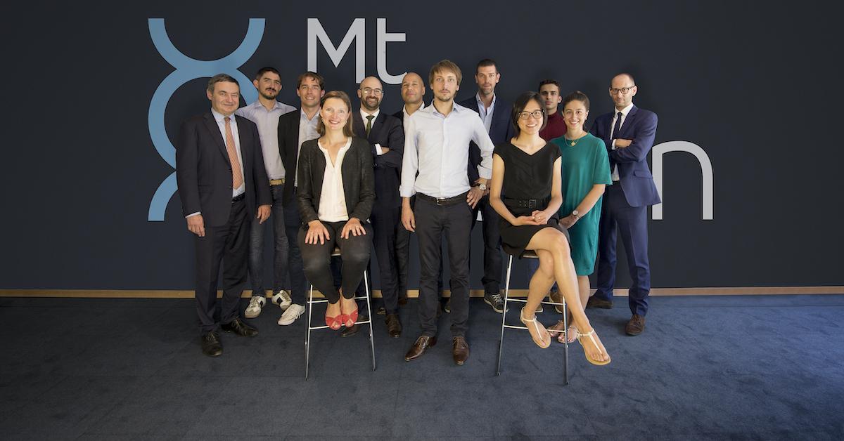 Mt Pelerin lance son portefeuille mobile dédié aux cryptomonnaies