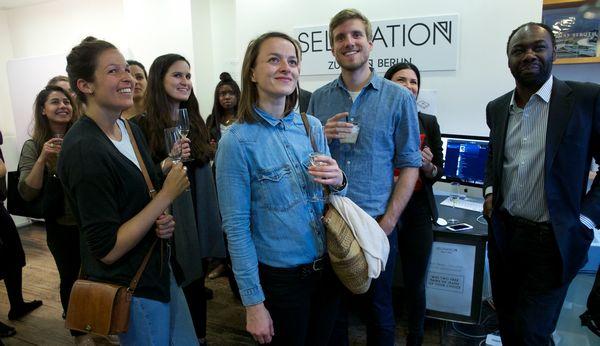 Selfnation Launch UK