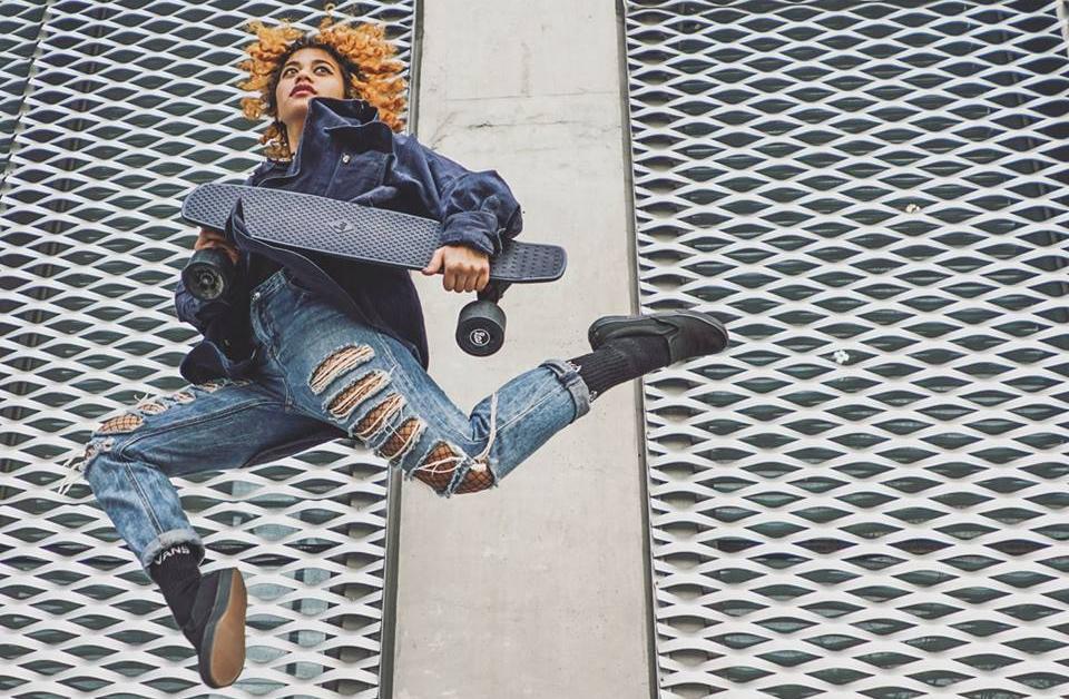 Soflow Lou e.skateboard