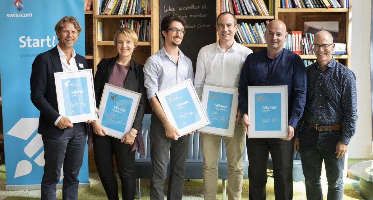 Winners StartupChallenge