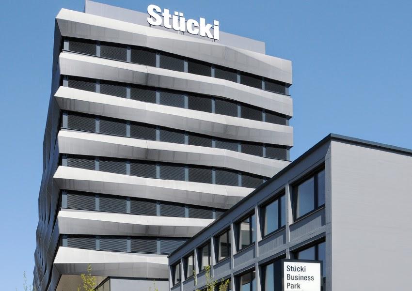 Basel Inkubator Stücki Business Center