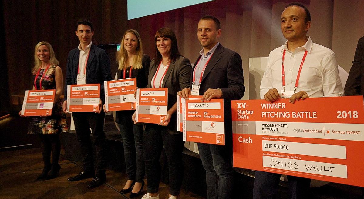 Startup Days Finalists