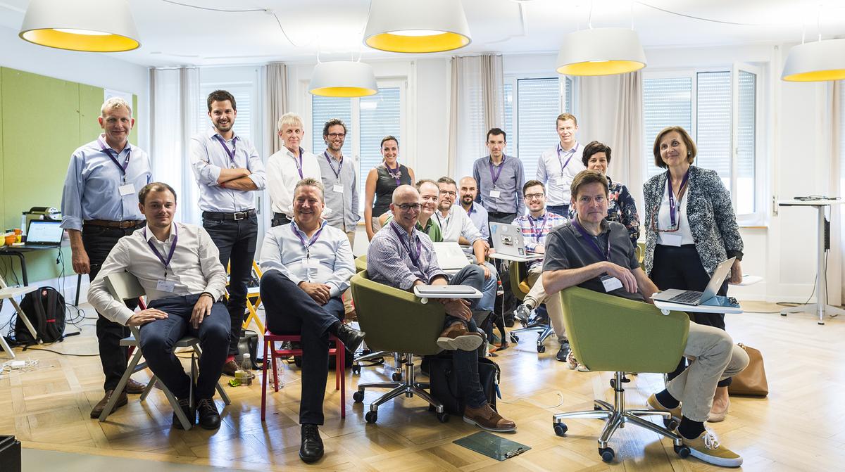 Swisscom Startup Challenge Jury