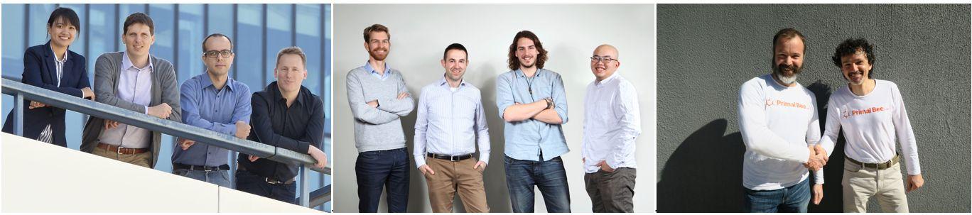 Teams of Maxwell Darix BeeHelpful