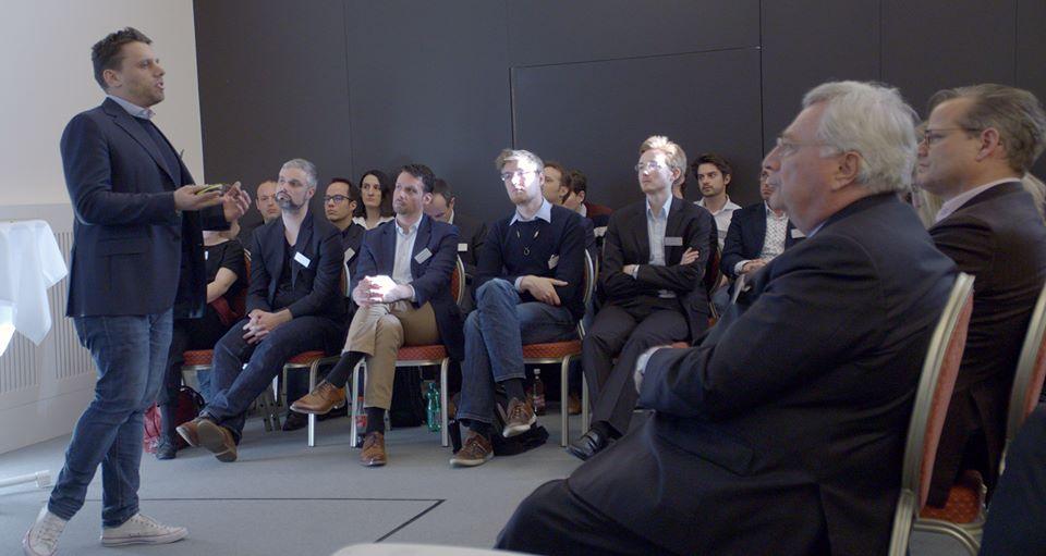 W. A. de Vigier Foundation Selection Day