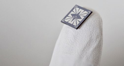 Xsensio Lab on Skin Chip