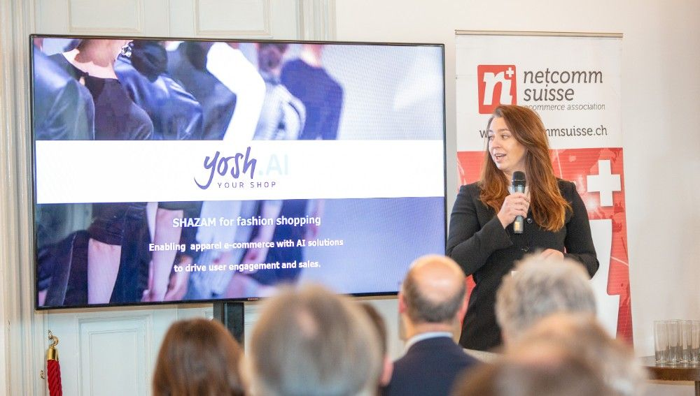 Katarzyna Dorsey, CEO of Yosh.ai