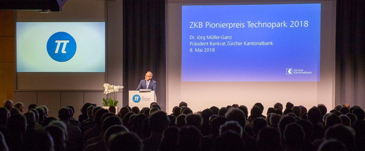 Pionierpreis Verleihung 2018