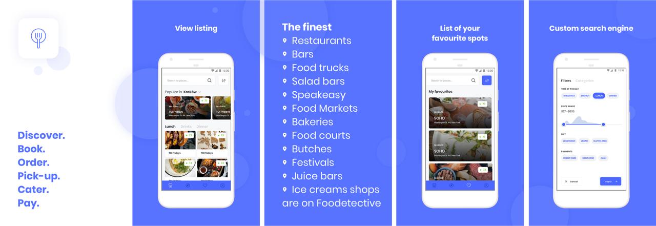 Foodetective App