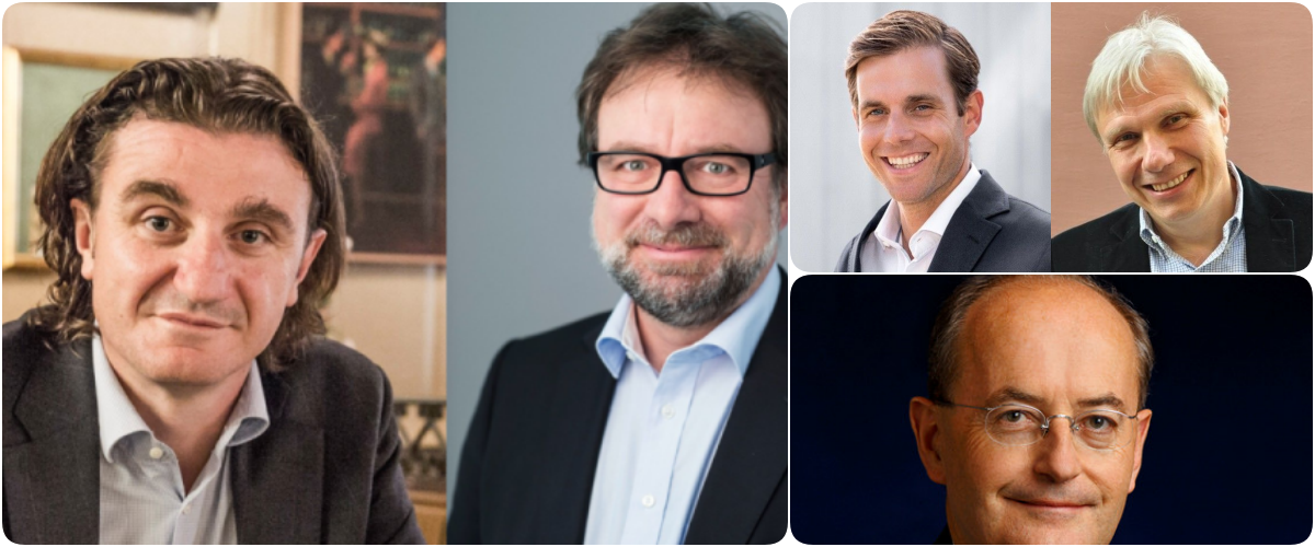 Board members with a wealth of experience for startups and SICTIC