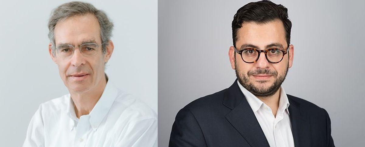 Richard Olsen & Demetrios Zamboglou