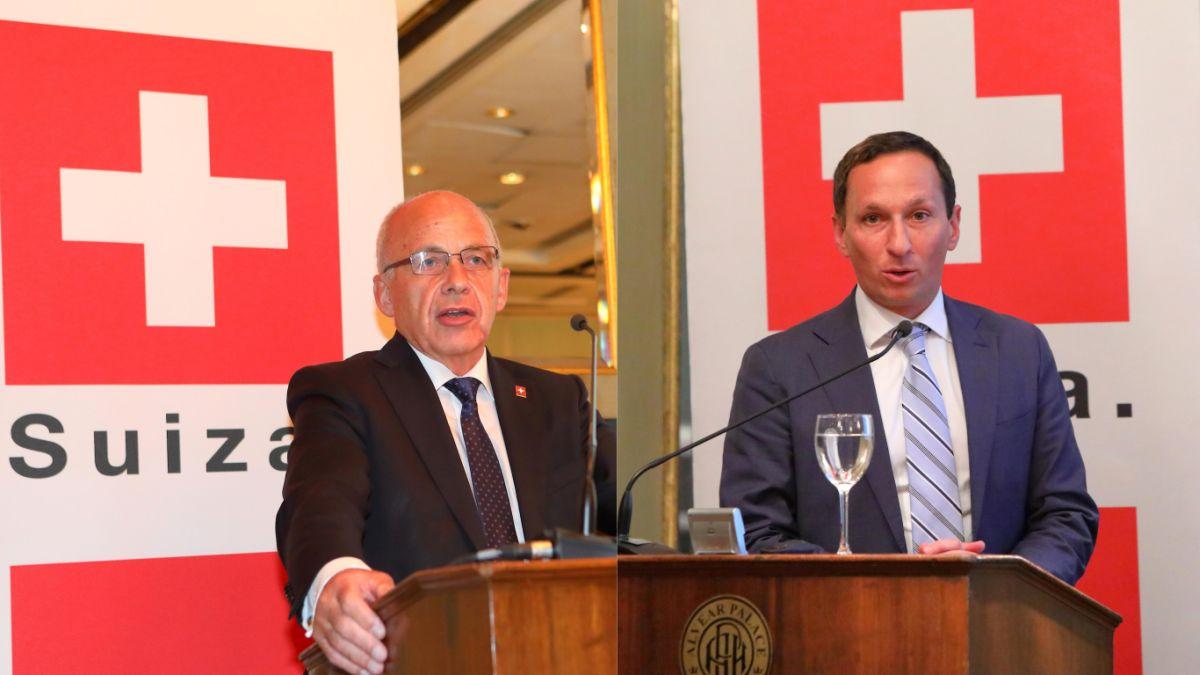 Ueli Maurer and Rafael