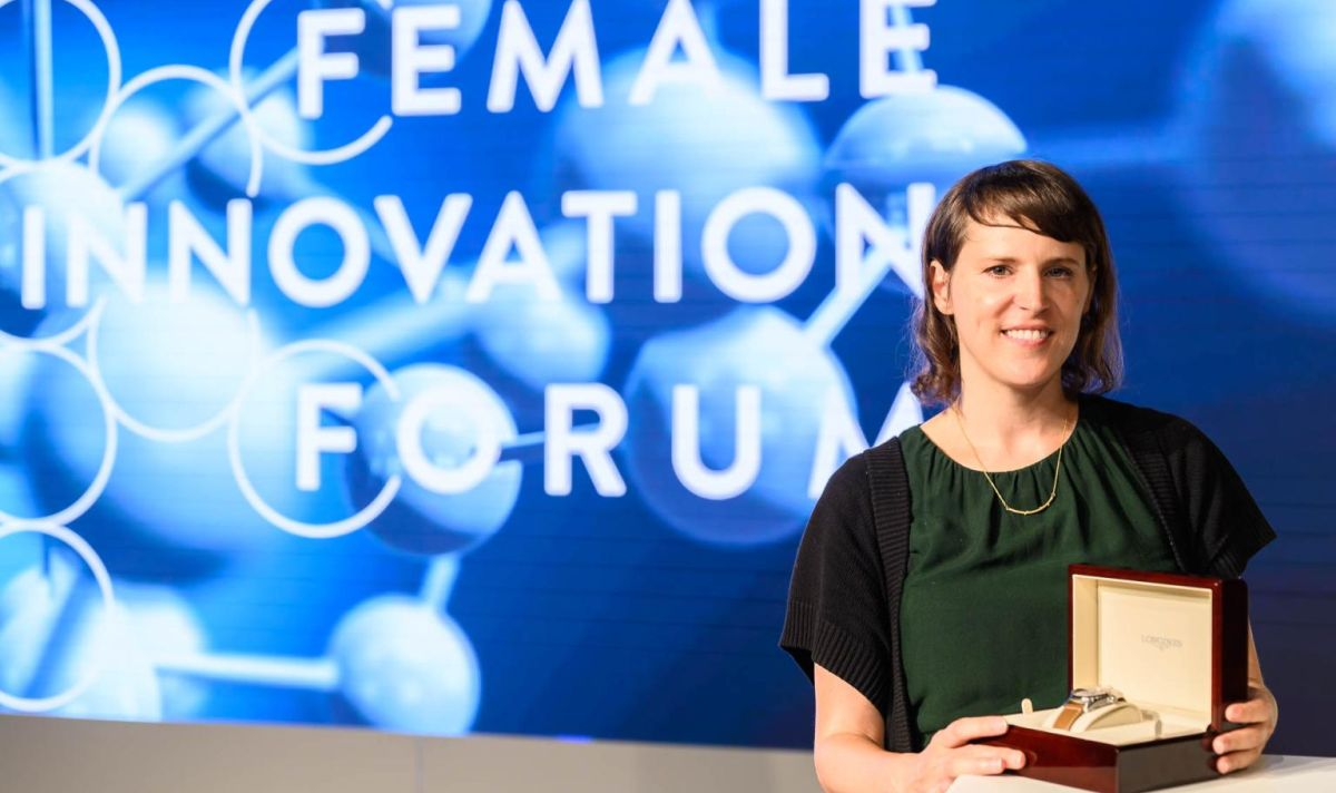 Futurae's CEO Sandra Tobler named Female Innovator of the Year