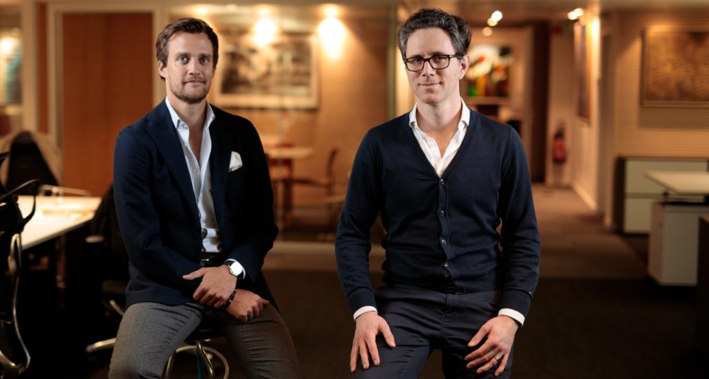 Cyril de Bavier & Vincent Trouche
