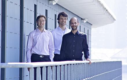 Zurich Instruments Founders