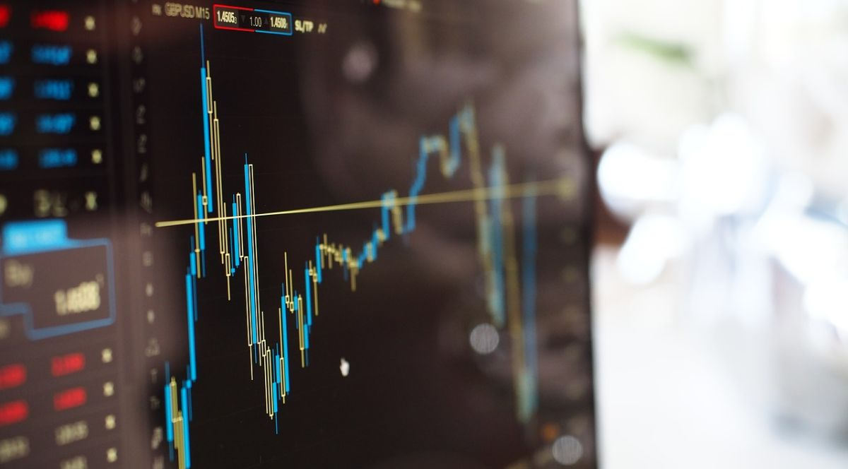 Symbolbild Aktienkurs