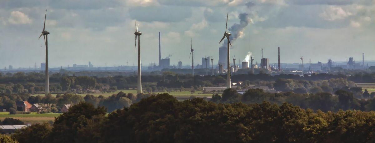 Symboldbild Ruhrgebiet Energie
